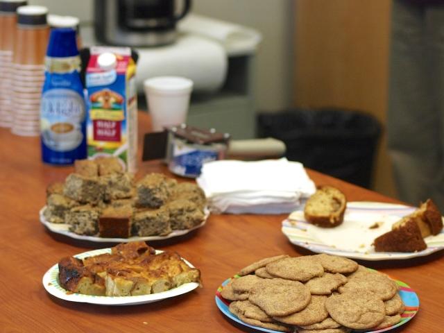 Cookies at PWC
